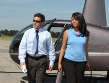 Executive Helicopter Charters Lansing MI
