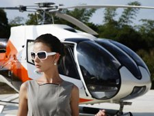 Executive Helicopter Charters Lansing